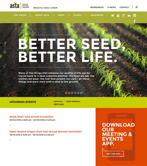 SeedQuest - Central information website for the global seed industry